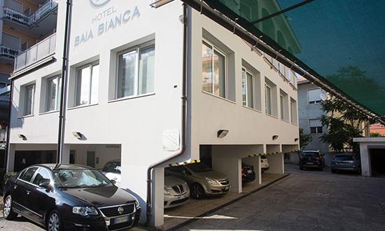 Contatti Hotel Baia Bianca